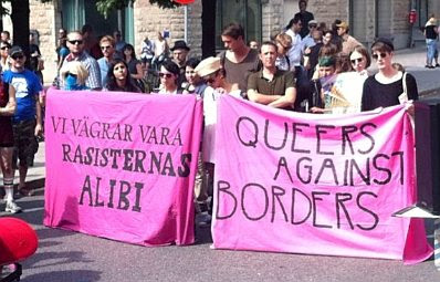 EDL in Stockholm #3: The counter-demonstrators
