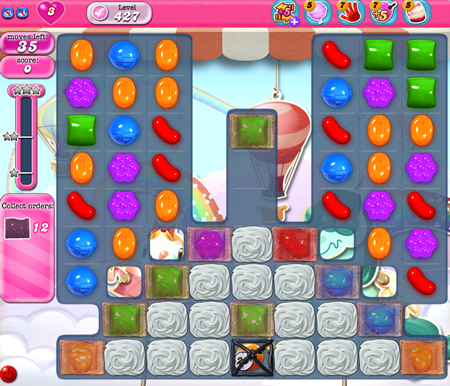 Candy Crush Saga 427