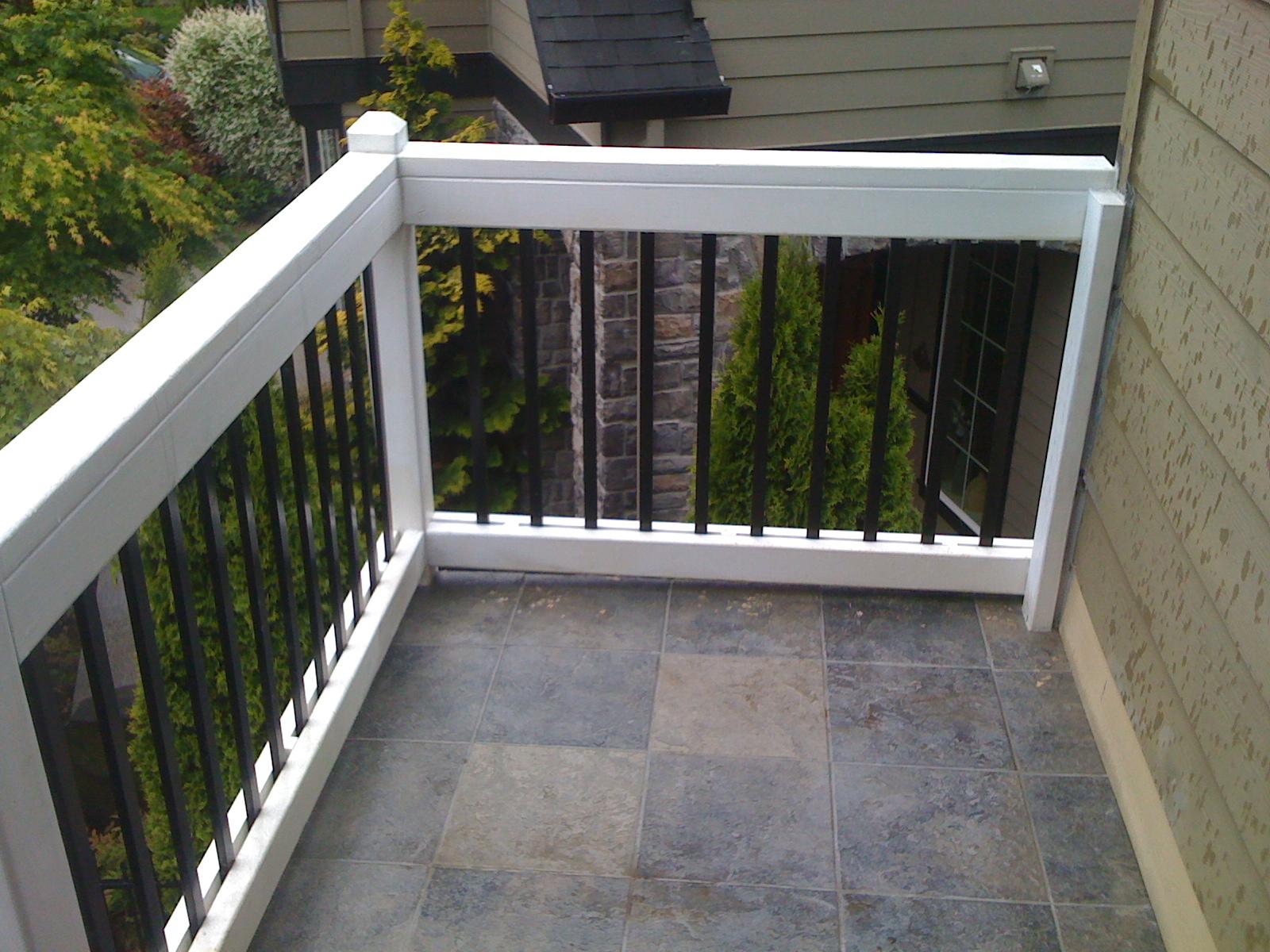 Halgren construction tile balcony deck repair rebuild for Balcony repairs