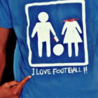 Gambar Untuk Bbm Display love football funny