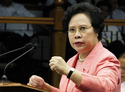 Miriam Santiago on &lsquo;Worthy of the Fires of Hell&rsquo; Statement by Fr. Arevalo: &quot;I was born this way.&quot;