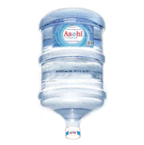 PRODUK CV. DAI, AIR ASOHI GALLON