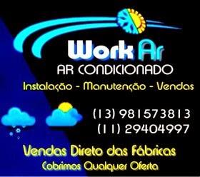WorkAr - Ar Condicionado
