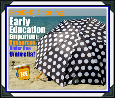 photo of: Early Education Emporium: Resources Under One Umbrella via PreK+K Sharing