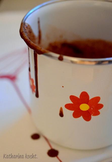 Zuckerfrei, heiße Schokolade, zuckerfreies Leben