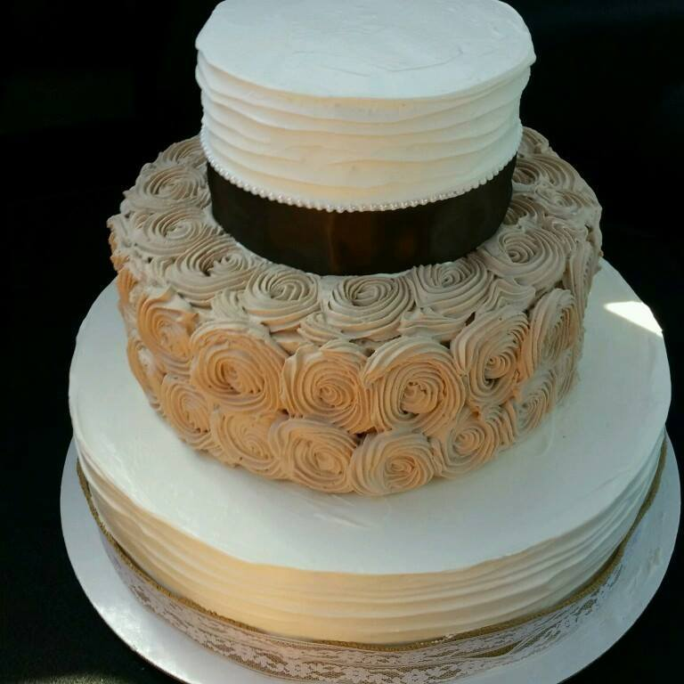 party in my pantry: Wedding Cakes...