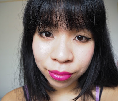 Bourjois Rouge Edition Velvet in 06 Pink Pong
