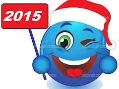 2015, novos tempos, novos dias!
