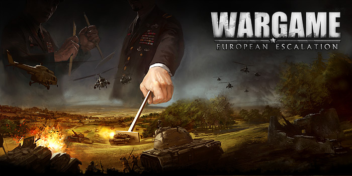 Wargame European Escalation STEAM UNLOCKED-ALI213
