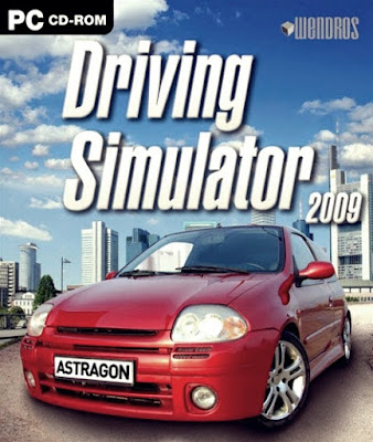 City Car Driving Simulator 2009 Cover