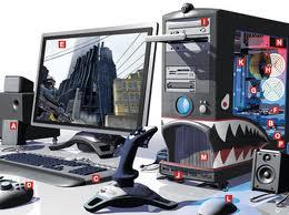 komputer game