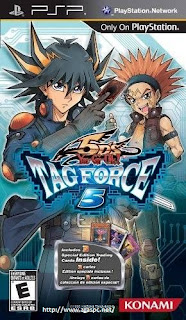 Free Download Games yu-gi-oh! 5d's tag force V PPSSPP ISO Untuk KOmputer Full Version  ZGASPC
