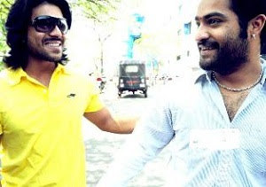 jr ntr ram charan photos