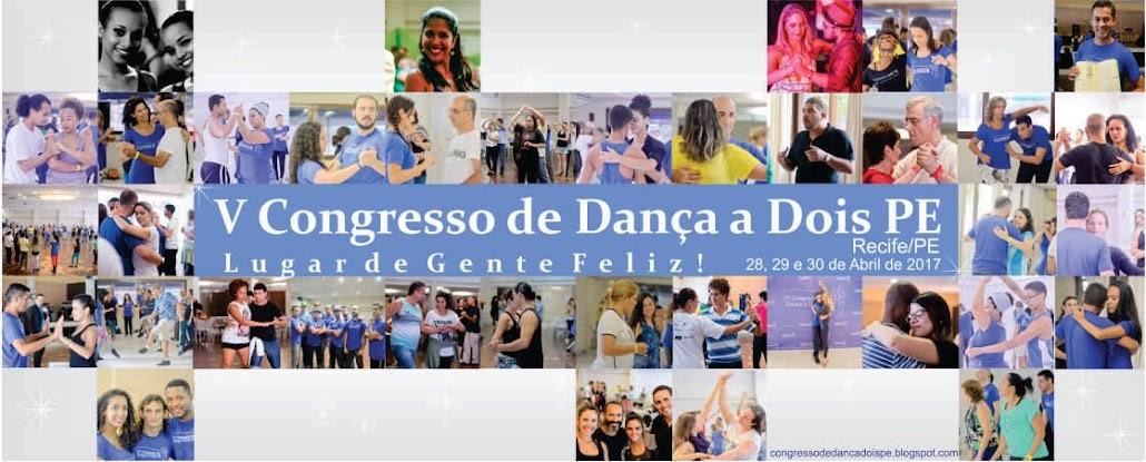 CONGRESSO DE DANÇA DOIS PE