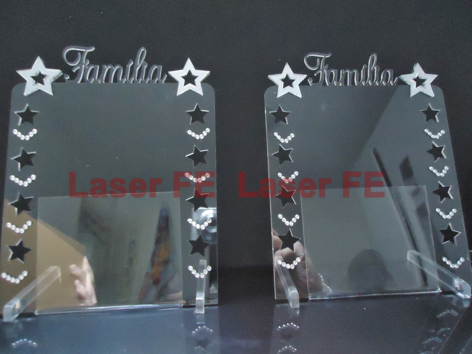 LaserFE: Corte a Laser porta retrato em acrílico! #653A3D 1600x1200