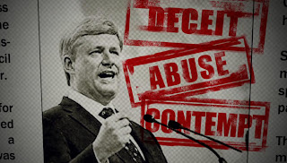Stephen Harper's Questionable Leadership