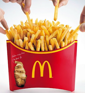 McDonald's has added a gut busting fries dish to its menu containing a huge 1,140 calories.