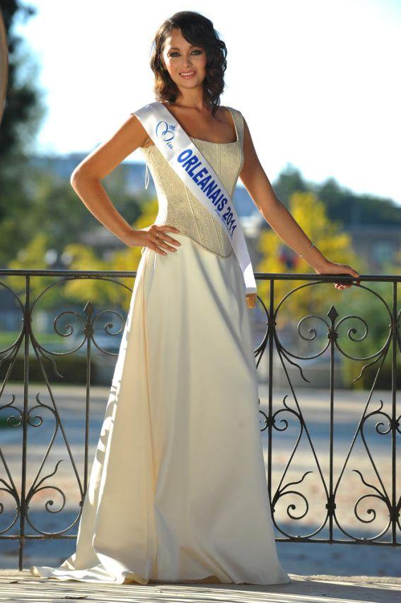 Miss Orleanais-Audrey Delafoy