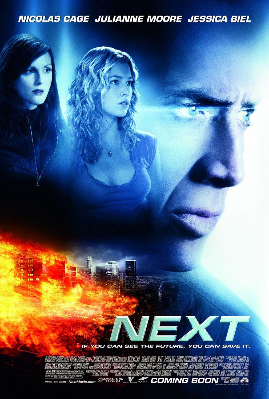 Phim Người Nhìn Thấy Tương Lai - Next