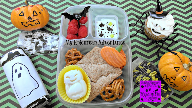My Epicurean Adventures: Halloween Hop 2013 #easylunchboxes