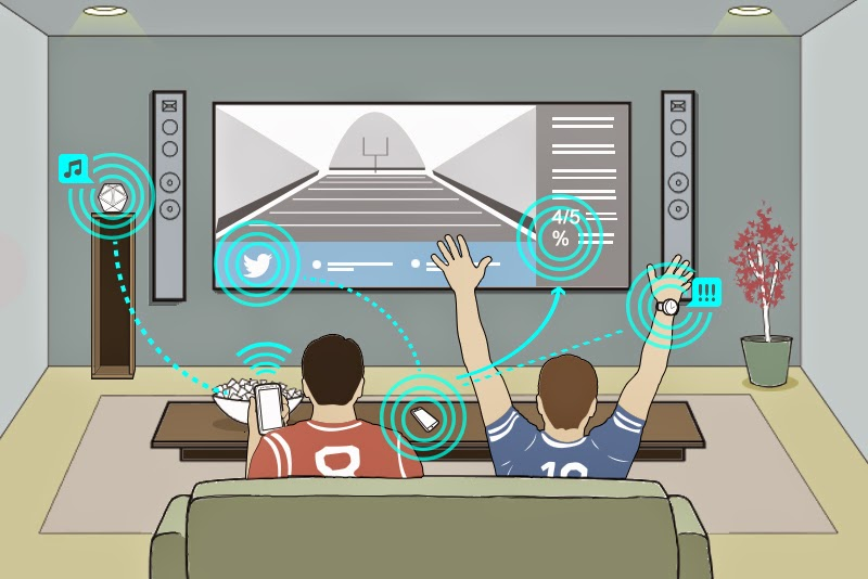Your Guide To The Ultimate Game Day Setup With Motorola