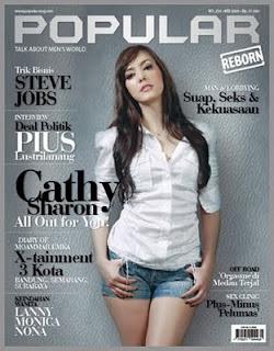 Biodata Cathy Sharon VJ MTV, profil and biography sexy woman model hot ...