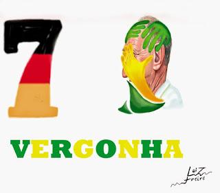 Um ano: Gol da Alemanha!
