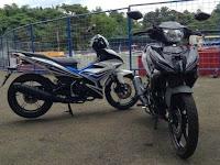 Perbedaan Jupiter MX King dan Yamaha MX 150