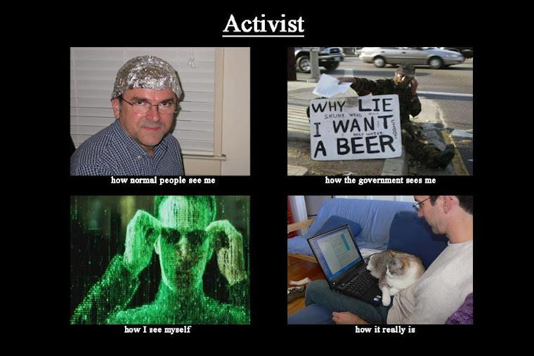 [ activist ]