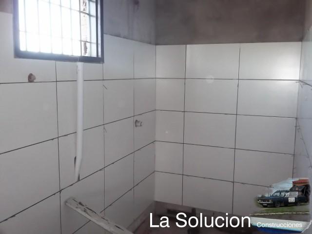 Revestimientos de ba os dormitorio ba o alero y placard - Revestimientos en banos ...