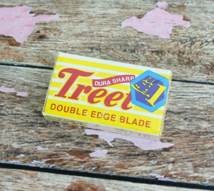TREET DOUBLE EDGE BLADES
