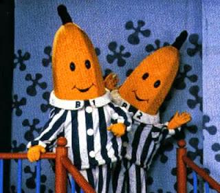 Bananas de Pijamas (Bananas in Pyjamas) - B1 e B2