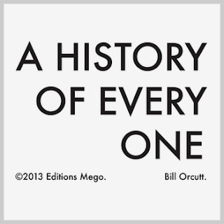 Bill Orcutt, A History of Every One
