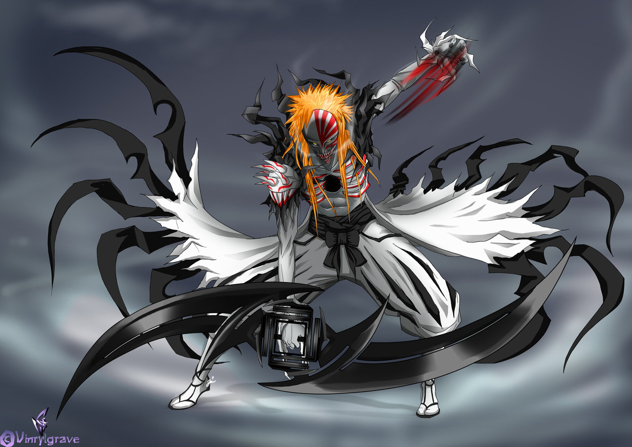 Bleach renji hollow