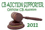 If you supported the auction with donations or winning bids please take badge with you
