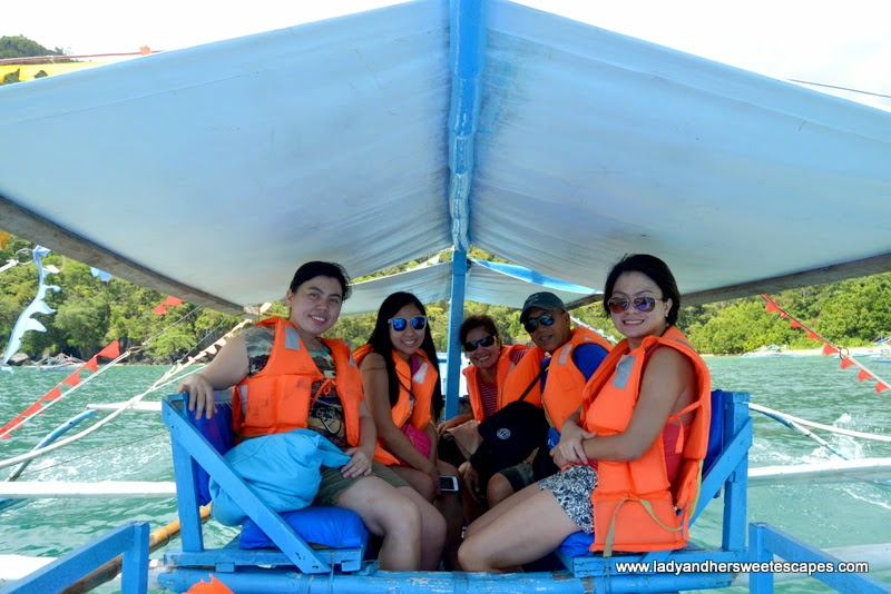 Puerto Princesa tour buddies