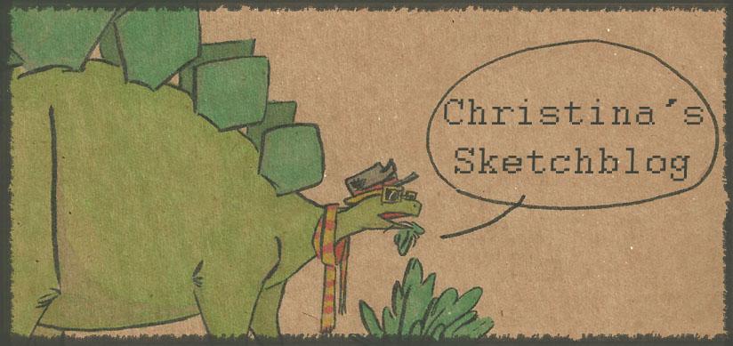 Christina's Sketchblog