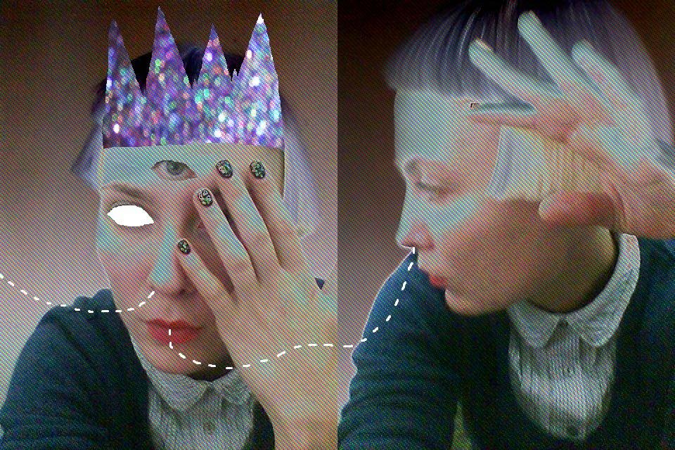 ☿ Messer für Frau übernormale ☿