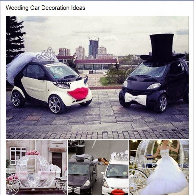 Wedding car decoration ideas interior design - Inside car decorating ideas ...