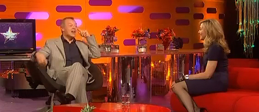 M.D.N.A on the Graham Norton show | Madonna