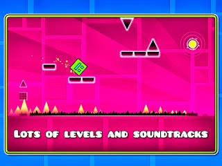 Download Geometry Dash v1.22 Android Apk Full Version