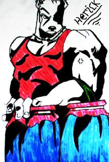 Cachorro forte (desenho)