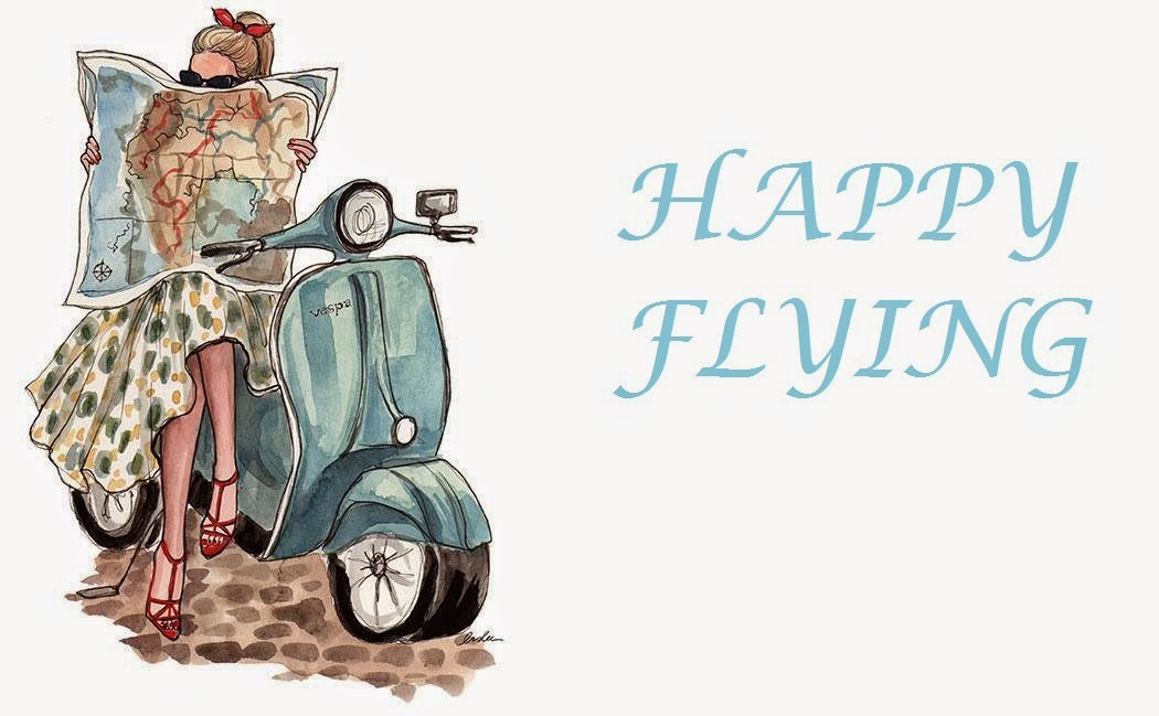 HAPPY FLYING