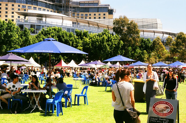 The Good Living Growers' Market, Sydney