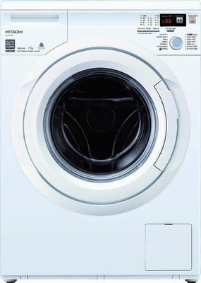 Flipkart : Buy Hitachi BD-W75TSP 7.5 kg Front Loading Washing Machine for Rs. 36280 only