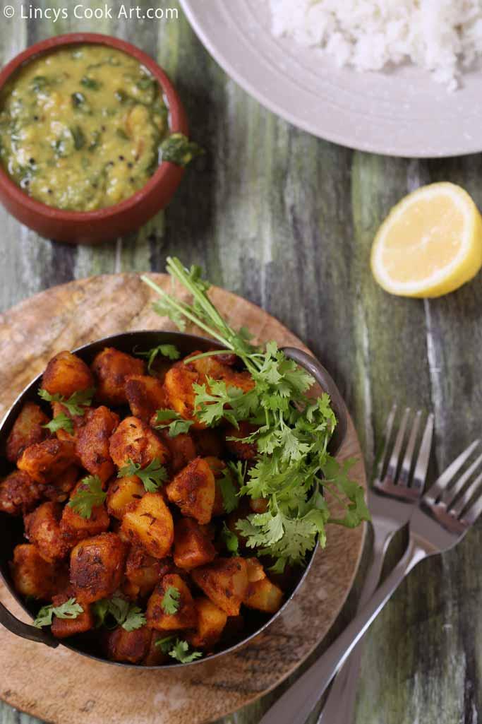 Punjabi aloo jeera recipe
