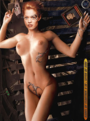 Seems excellent Star trek seven of nine porno