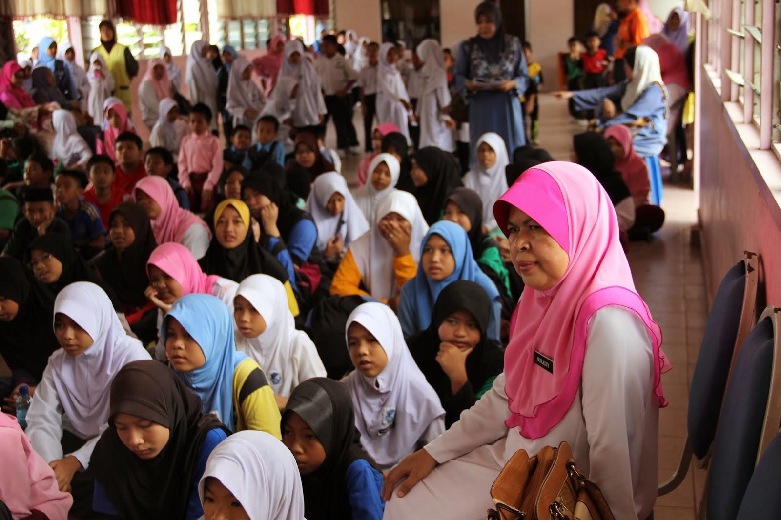 Program Tahun 6 Bersama Kumpulan Qasidah Ustaz Kamal