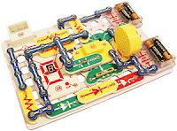 Udělejte ze svého dítěte malého elektrotechnika!