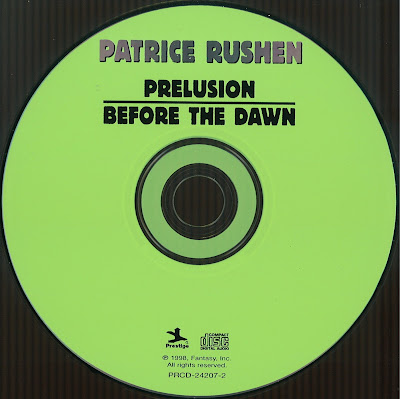 Patrice Rushen Prelusion